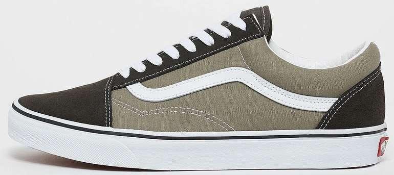 "Vans UA Old Skool Herren Sneaker im ""Black Olive""-Colourway für 40€ inkl. Versand (statt 73€)"