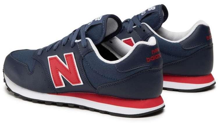 New Balance GM500TC1 Herren Sneaker in Dunkelblau für 39,95€ inkl. Versand (statt 51€)