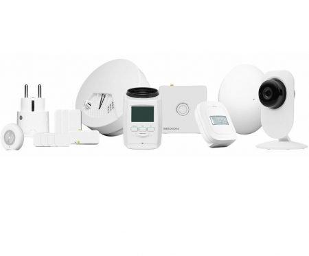 Medion Smart Home Starter Set Fortgeschrittene für 229,99€ inkl VSK (statt 349€)