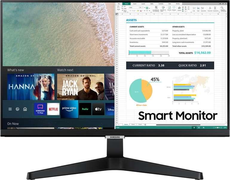 Samsung Smart Monitor M5 - 24 Zoll (S24AM506NU) für 143€ inkl. Versand (statt 193€)