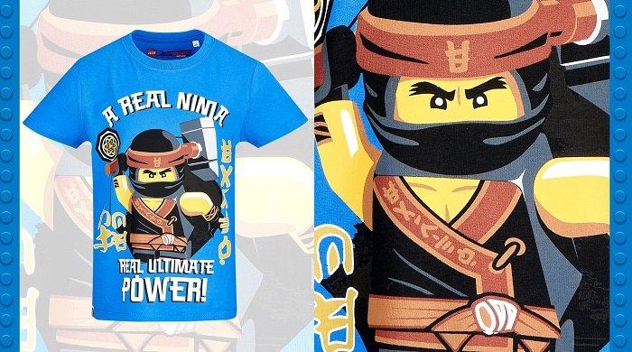 Verschiedene Lego T-Shirts & Pyjamas für je nur 12,95€ zzgl. VSK