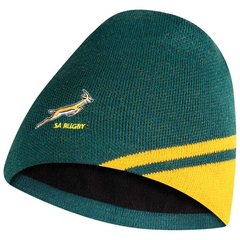 Südafrika Springboks Asics Rugby Mütze für 6,17€ inkl. Versand