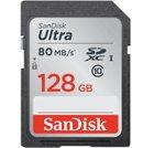 SanDisk Ultra SDXC mit 128 GB Speicher (Class 10) für 20€ inkl. Versand