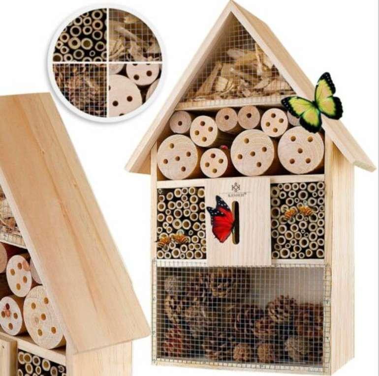 Kesser Insektenhotel XXL für 15,12€ inkl. Versand (statt 17€)