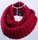 Soft Simple Color Knitted Infinity Schal für 1,73€ (statt 5,38€)