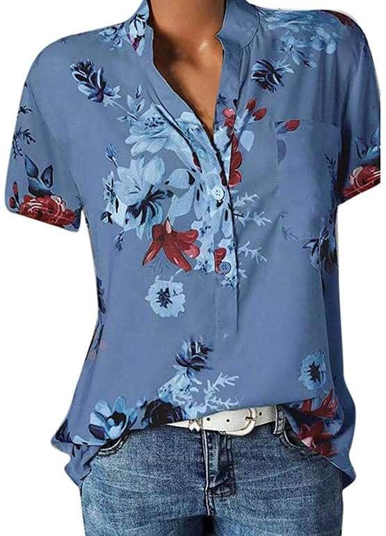 Neeky Damen Blusenshirt in 7 Farben für je 6,99€ inkl. Versand (statt 8€)