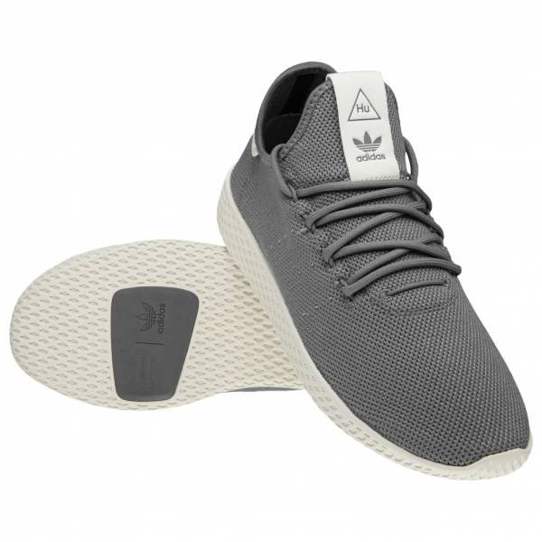 adidas Originals x Pharrell Williams HU Sneaker CG7162 in Grau für 50,41€ inkl. VSK