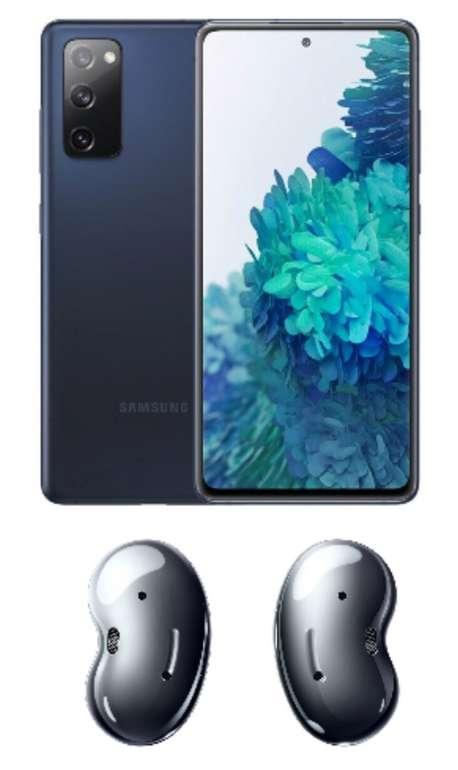 Samsung Galaxy S20 FE + Samsung Galaxy Buds Live (19,99€) mit MD Vodafone green LTE 5GB Rabatt für 19,99€ mtl.