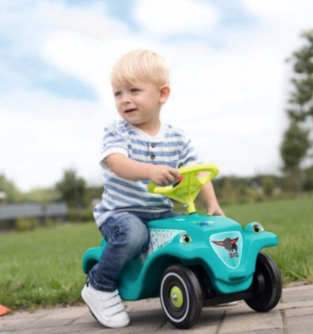 BIG Bobby Car - Classic Little Star Kinderfahrzeug für 33,27€ inkl. Versand (statt 40€)