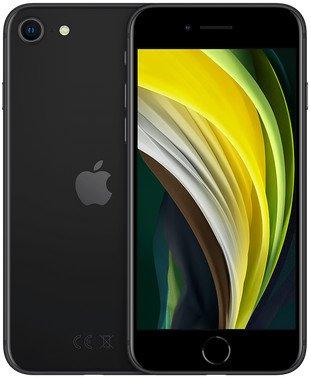 Apple iPhone SE (2020) 64GB (4,99€) + Vodafone Allnet Flat mit 5GB LTE für 24,99€ mtl.