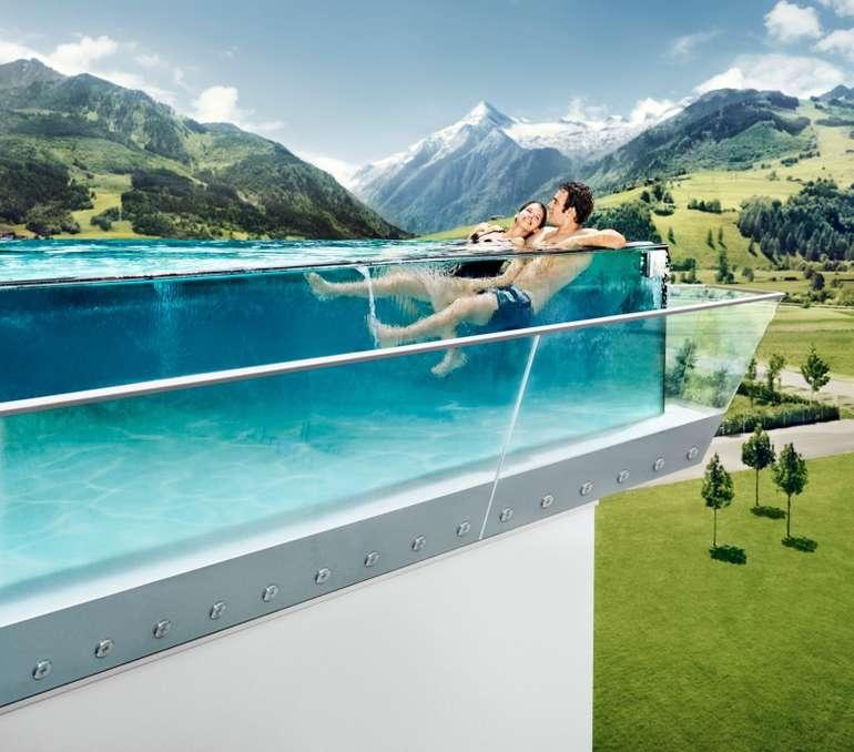 Kaprun: Ab 1 Übernachtung im 4 Sterne Hotel Tauern Spa mit Halbpension ab 129€ pro Person