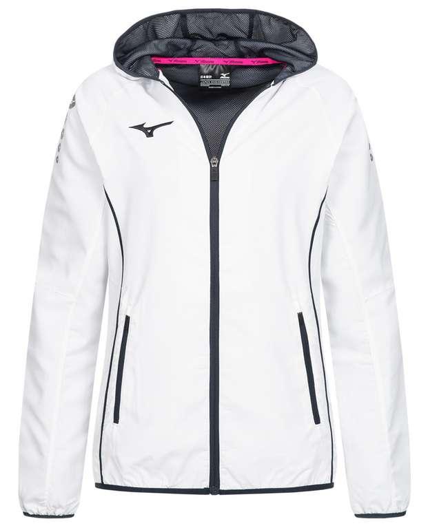 Mizuno Micro Damen Jacke mit Kapuze für 23,94€ inkl. Versand (statt 30€)