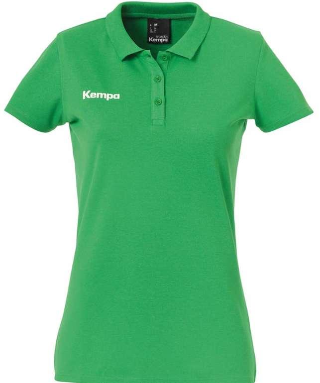 Kempa Damen Polo-Shirt (Gelb oder Grün) für 11,94€ inkl. Versand (statt 15€)