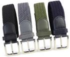4er-Pack Safekeepers elastische Gürtel für 25,90€ inkl. Versand (statt 32€)