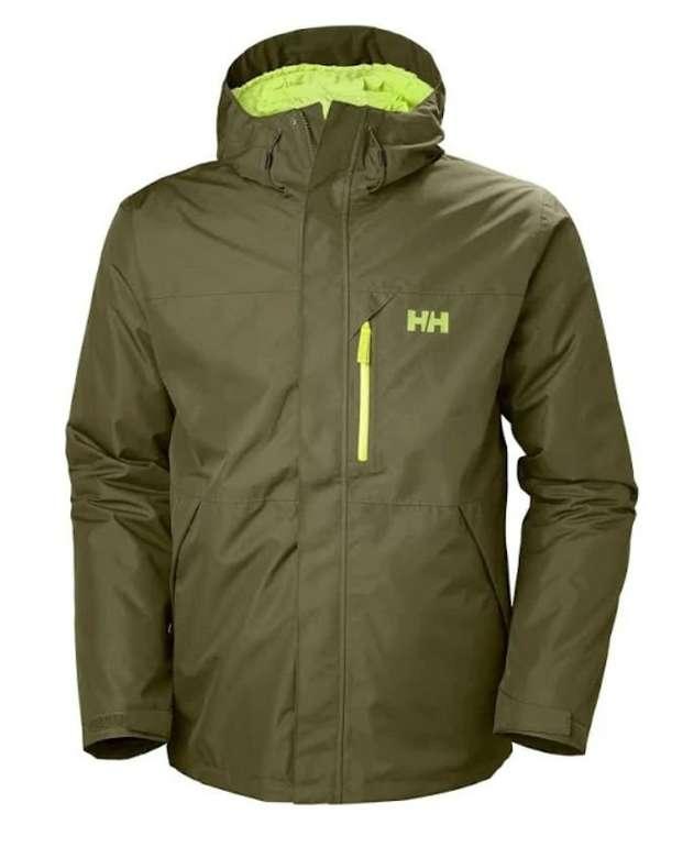 """Helly Hansen Herren Outdoorbekleidung """"Squamisch"""" in grün für 67,91€ inkl. Versand (statt 140€)"""
