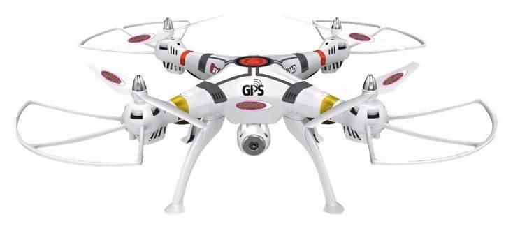 Jamara Payload GPS Altitude HD Wifi FPV Quadrocopter für 144€ (statt 182€)