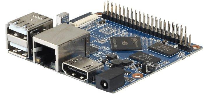 Banana Pi M2+EDU mit 1GHz Quad, 512MB RAM & HDMI für 15,90€ (statt 28€)
