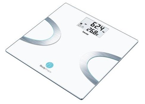 Beurer BF 710 BodyShape Bluetooth Körperanalysewaage für 29,90€ (statt 43€)