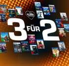 Media Markt: 3-für-2 Games Aktion auf alle vorrätigen / sofort verfügbaren Titel (PS4, PS5, Xbox, PC)