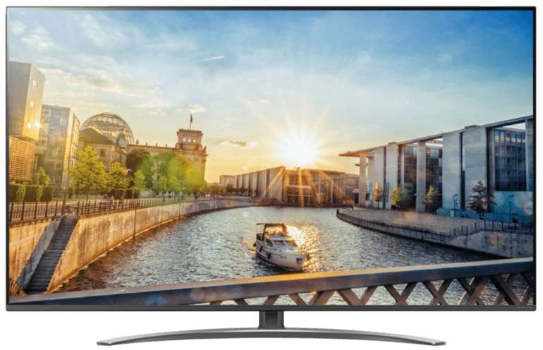 LG 50UM74507LA - 50 Zoll UHD 4K Smart-TV mit 50Hz schon für 399€ (statt 516€)