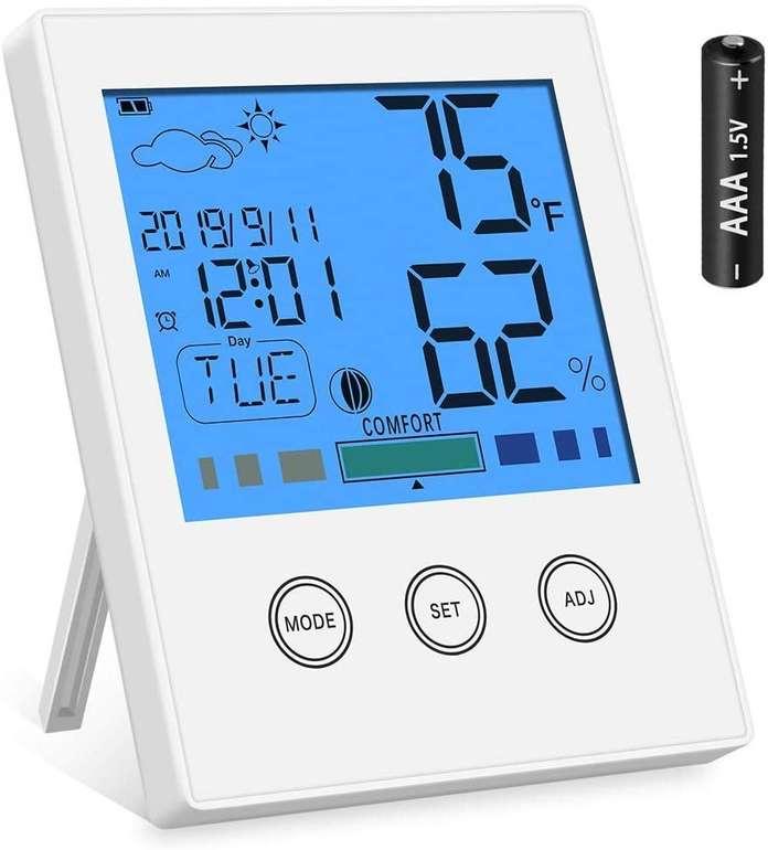 Newdora Thermo- bzw. Hygrometer für 4,05€ inkl. Prime Versand (statt 9€)