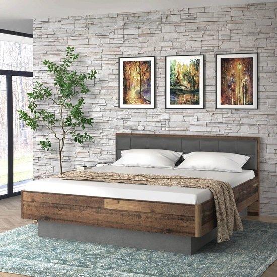 Doppelbett Clif (180 x 200cm) für 289€ inkl. Versand