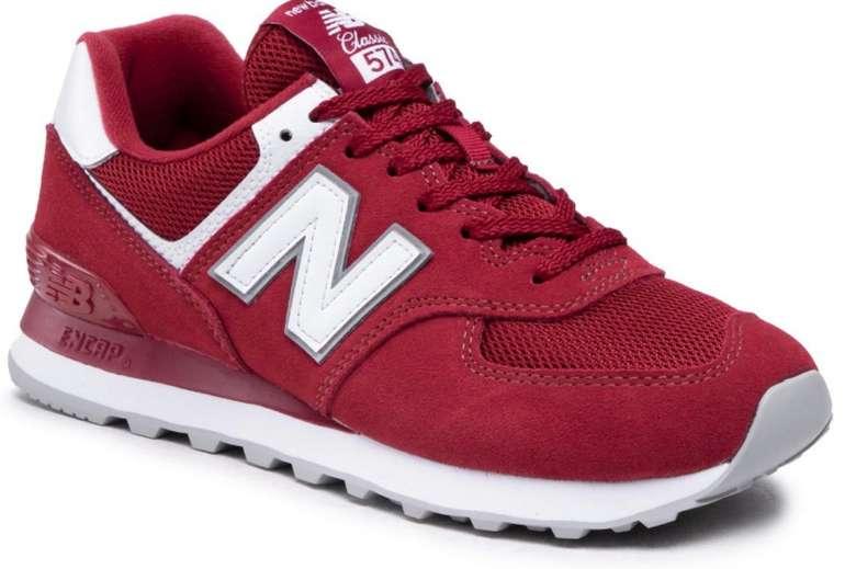 New Balance ML574ER2 Herren Sneaker für 62€ inkl. Versand (statt 72€)