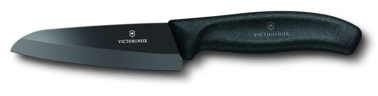 Victorinox CeramicLine Gemüsemesser 12 cm in Schwarz für 19,90€ inkl. Versand (statt 23€)