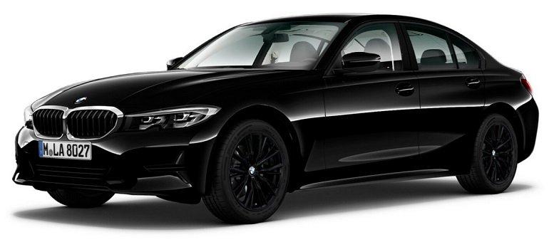 BMW 318i Limousine mit 156PS für 234,39€ mtl. im Privatleasing - LF 0.60!