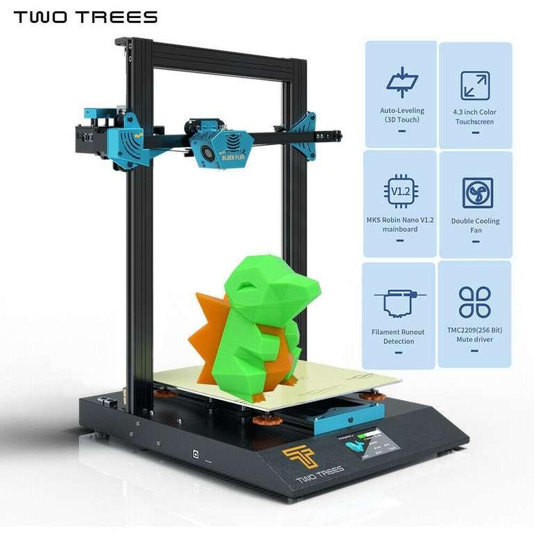 Two Trees Bluer Plus 3D Drucker (300 x 300 x 400 mm) für 325,99€ inkl. Versand (statt 424€)