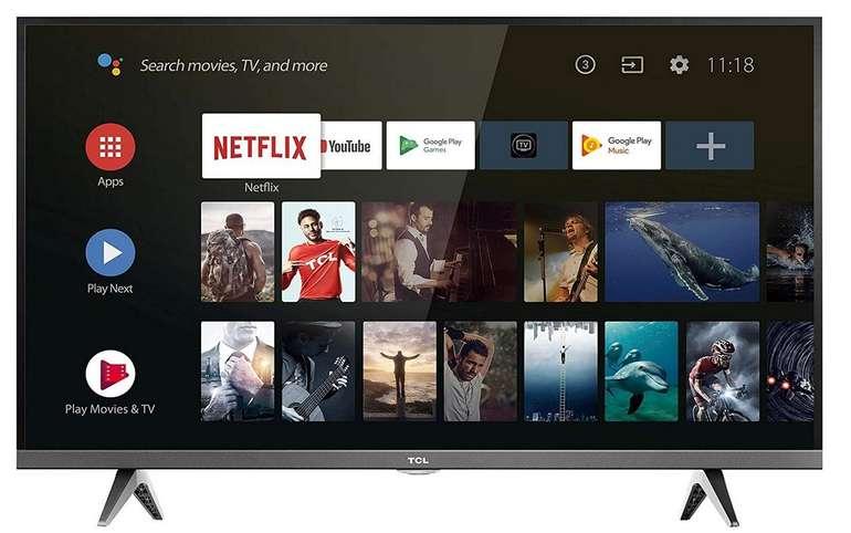 """TCL 32ES560 - 32"""" HD Ready Smart TV für 111€ (statt 215€) - Ausstellungsstück """"wie neu!"""""""