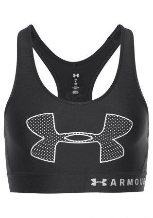 Under Amour Sport-BH (Schwarz/Weiß) für 13,46€ inkl. Versand
