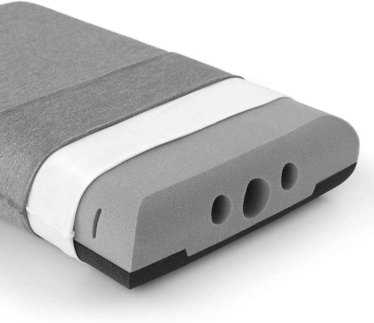 Newentor Memory Foam Kopfkissen mit zwei Härtegraden für 37,49€ inkl. Versand (statt 50€)