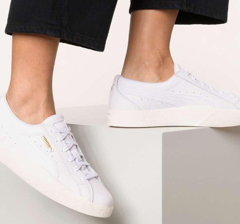 """Puma Damen Sneaker """"Love"""" in weiß für 23,90€inkl. Versand (statt 52€)"""