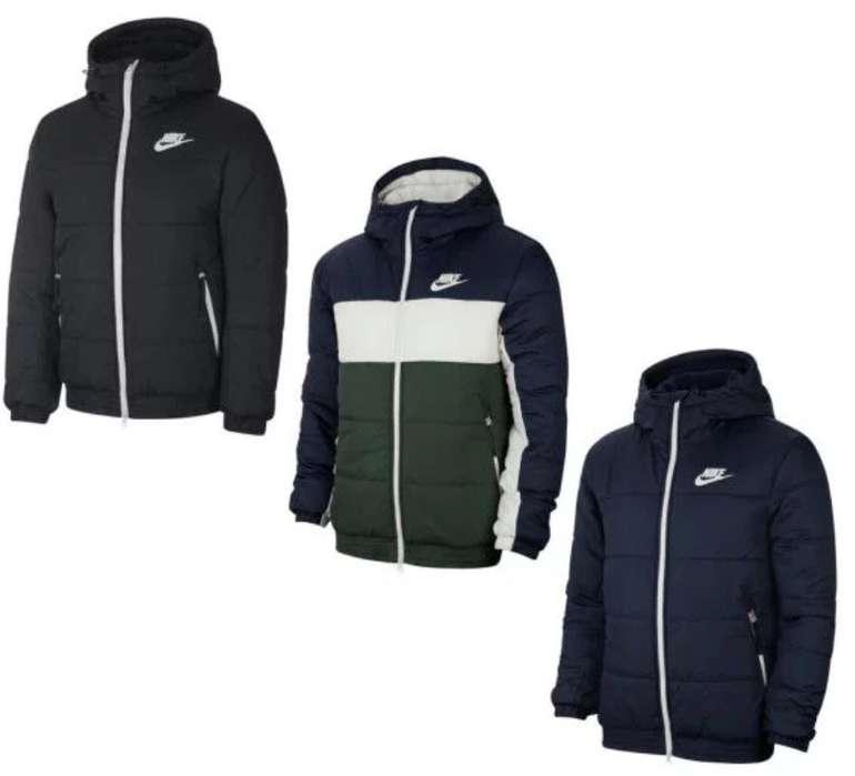 Nike Sportswear Herren Steppjacke in 3 Farben für je 74,95€ inkl. Versand (statt 110€)