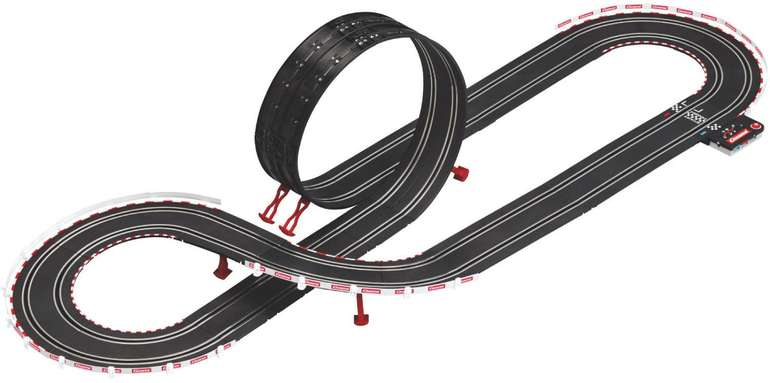 Carrera GO!!! Plus Power Lap Rennbahn für 67,26€ (statt 90€)