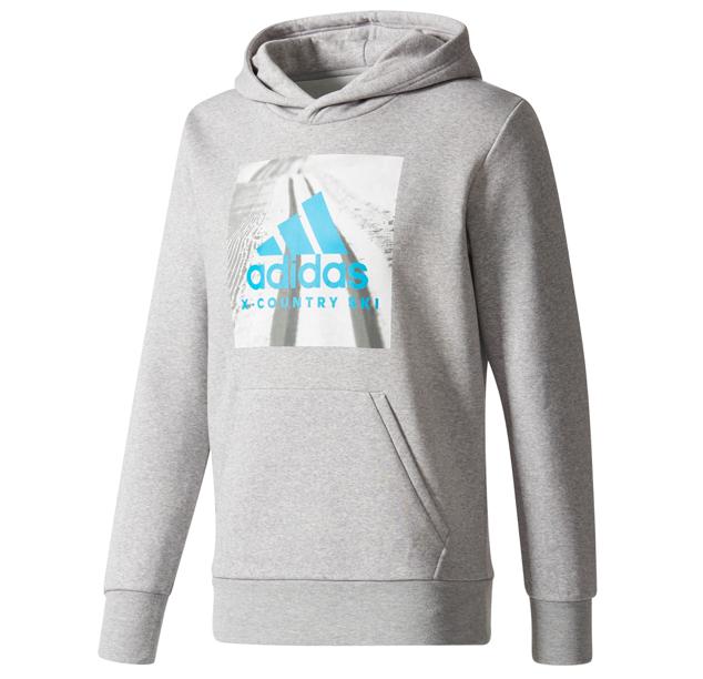 Adidas Biathlon Graphic Hoodie/Kapuzenpullover für 15,96€ inkl. Versand