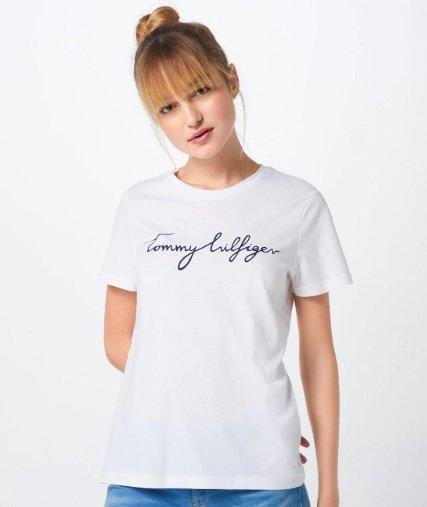 """Tommy Hilfiger Shirt """"Heritage Crew Neck G"""" für 26,91€ inkl. Versand (statt 30€)"""