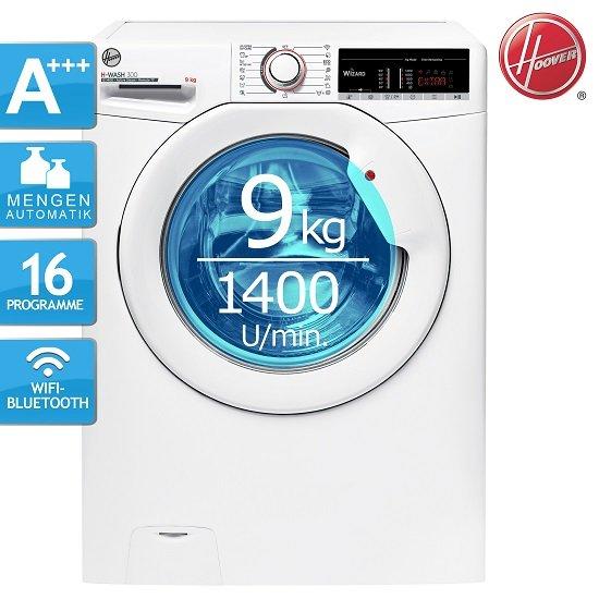 Hoover H3WS 495TE-S 9kg Waschmaschine mit A+++ für 336,61€ (statt 483€)