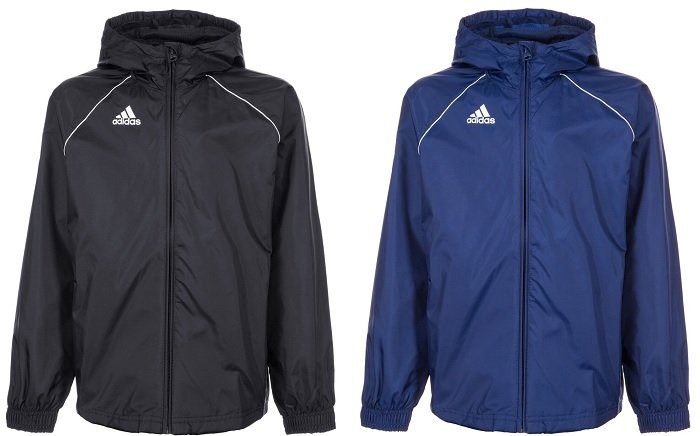 adidas Performance Core 18 Kinder Regenjacke