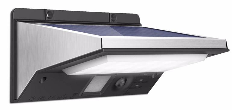 Ousfot Solarlampe für Außen mit Bewegungsmelder nur 16,09€ mit Prime (statt 23€)