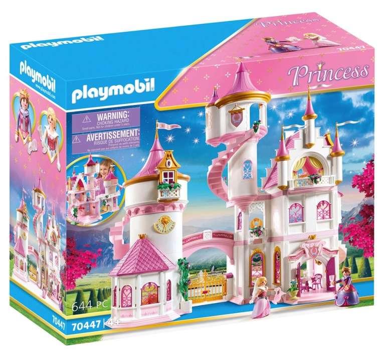 Playmobil Princess - Großes Prinzessinnenschloss (70447) für 86,25€ (statt 120€) - Galeria Kundenkarte!