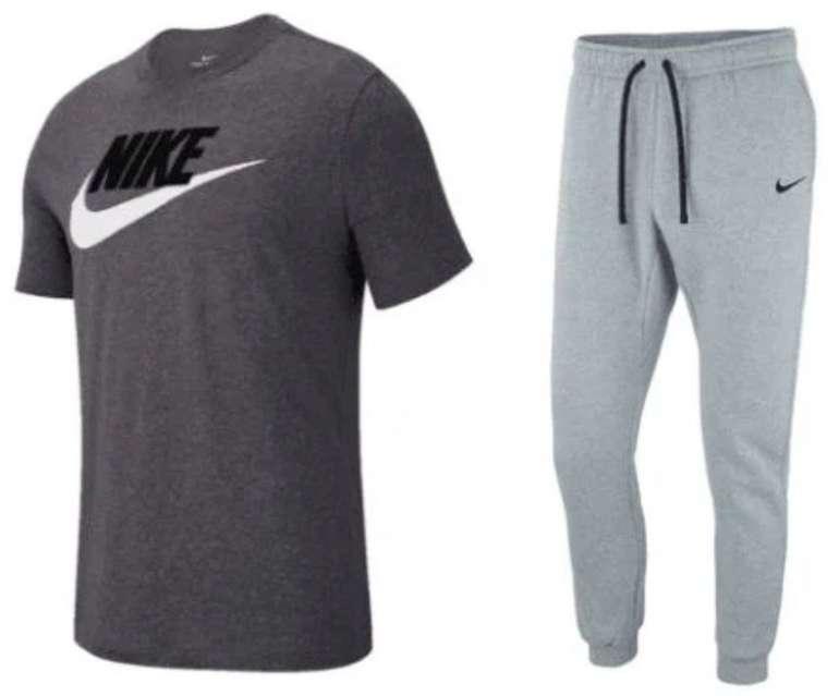 2-tlg. Nike Freizeit Outfit (T-Shirt und Pant aus Baumwolle) für 38,99€ inkl. Versand (statt 44€)