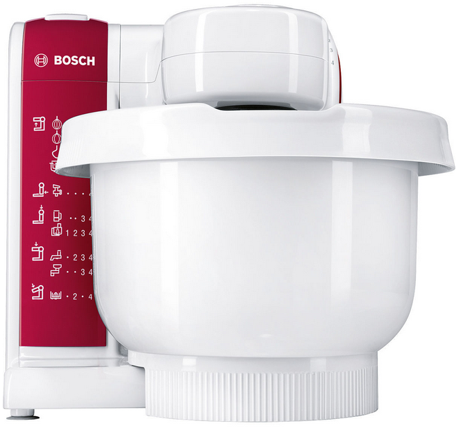 Bosch Styline MUM 4825 Küchenmaschine für 79,99€ bei Abholung (statt 99,99€)