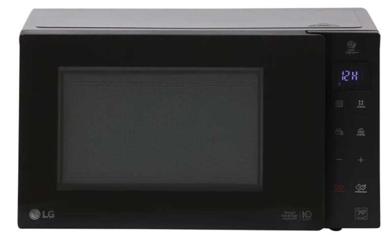 LG MS2336GIB NeoChef MS Mikrowelle mit 1000 Watt für 88,20€ inkl. Versand (statt 118€)