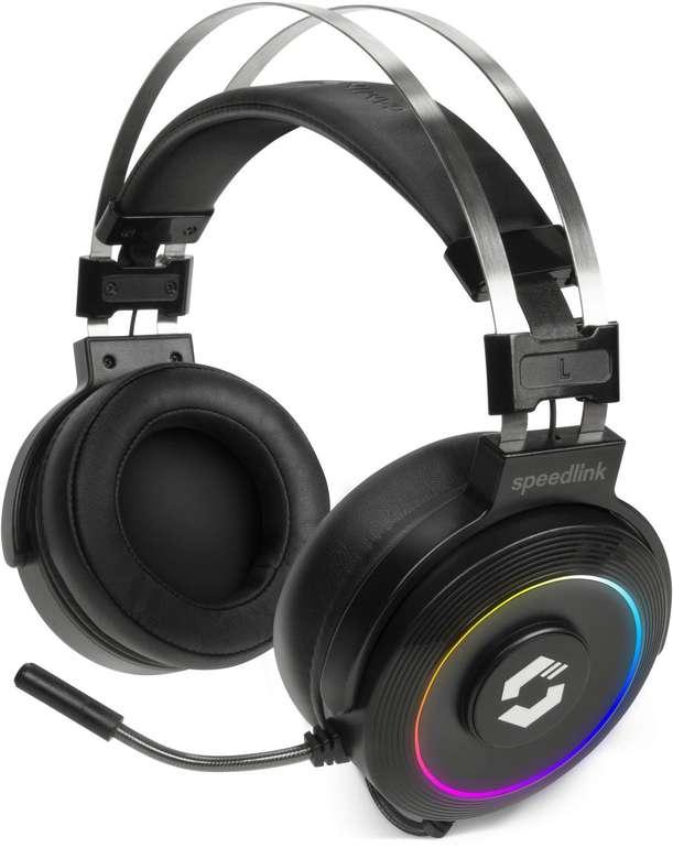 Speedlink Orios RGB 7.1 Gaming Headset für 28,26€ inkl. Versand (statt 43€)