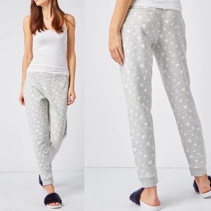 Review Sweatpants mit Allover-Muster für 7,99€ inkl. Versand (statt 15€)