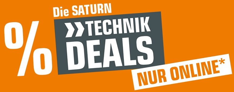 Die Saturn Technik Deals
