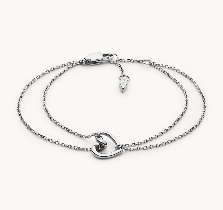 Fossil Damen Armband Chain (JOF00615040) für 23,80€ inkl. Versand (statt 47€)