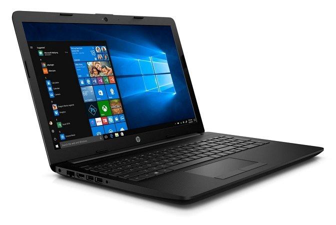 HP 15-db0506ng - 15 Zoll Notebook mit 8GB RAM + 1TB + Windows 10 für 304,95€